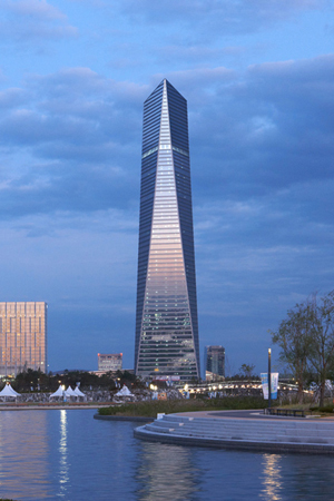 Northeast Asia Trade Tower, Coreia do Sul