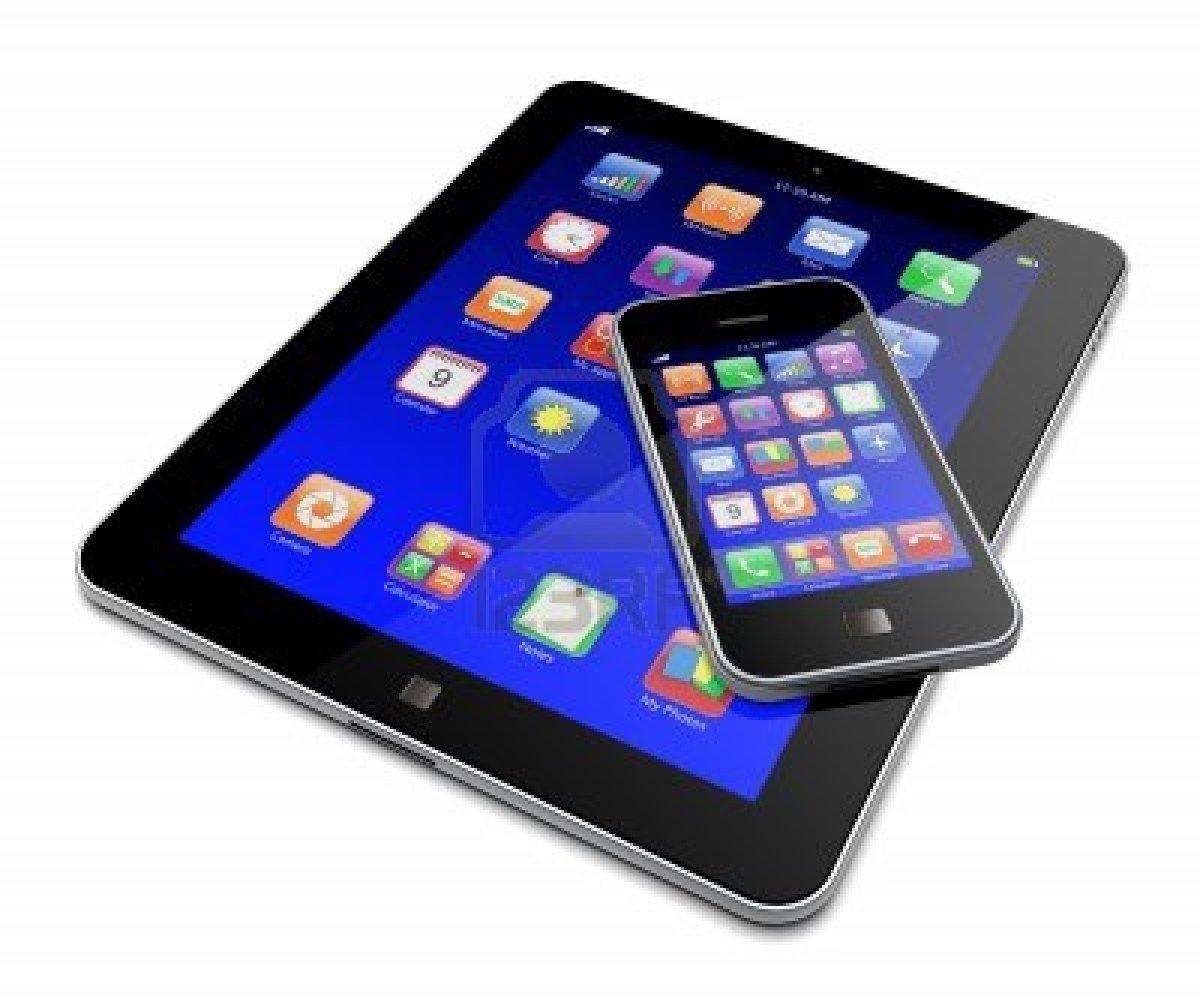 tablet e  phone