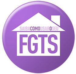Botão FGTS