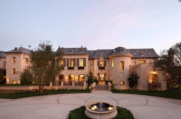 mansão da Gisele