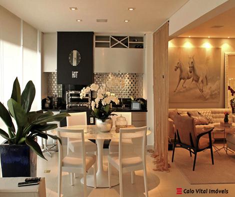 Apartamento moderna pronto
